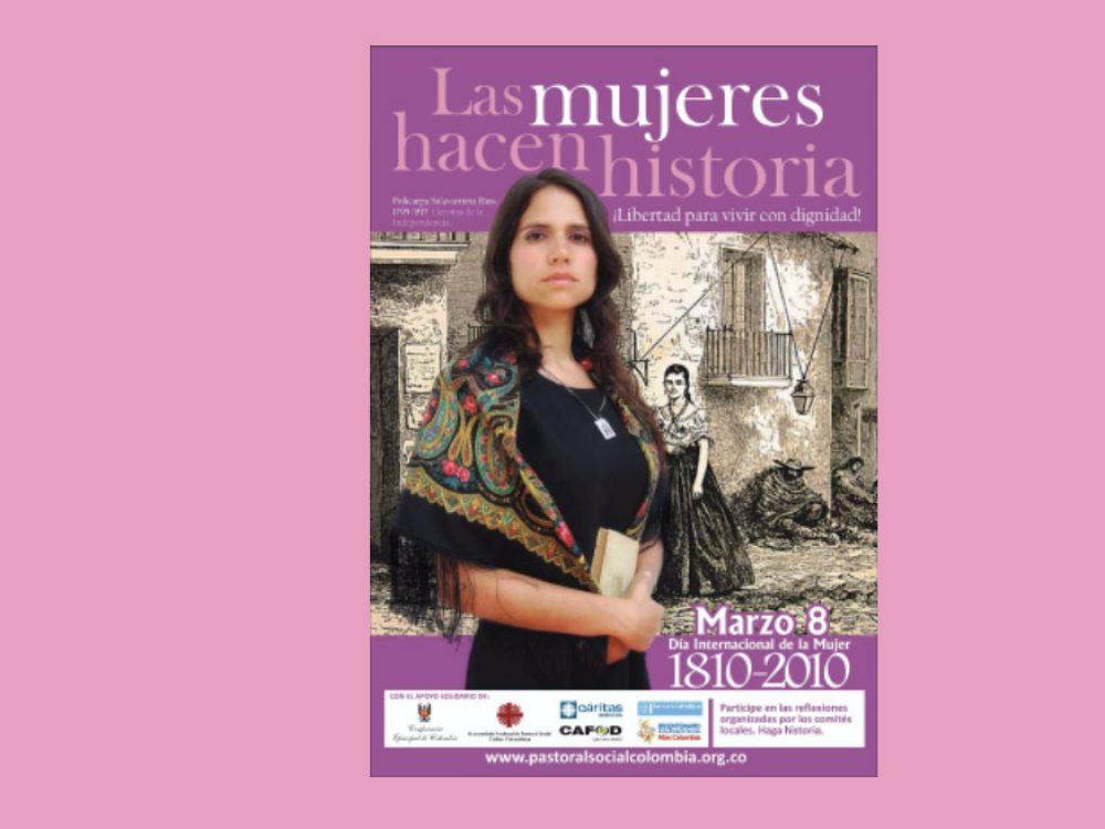 Día de la Mujer. Bicentenario de la Independencia.