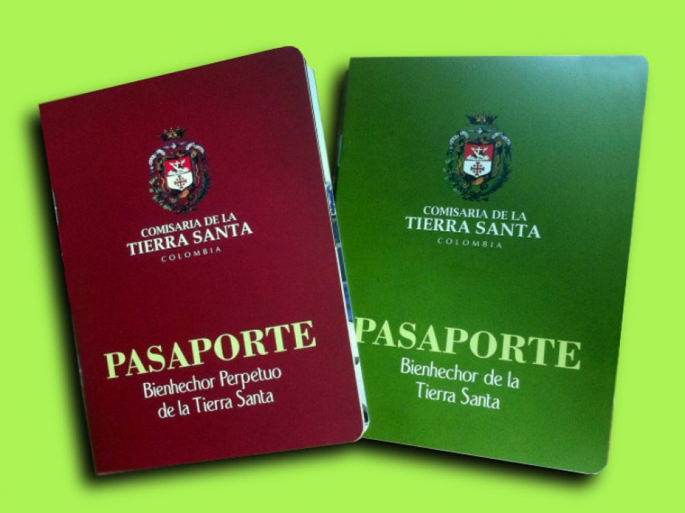 Pasaporte a Tierra Santa